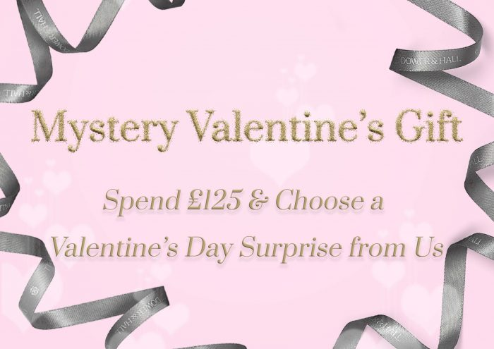 Valentines Lucky Dip - Dower & Hall