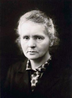 Marie Curie picture