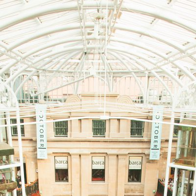 Princes Square interior rooftops