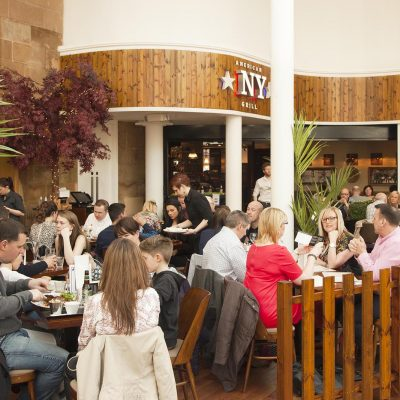 Bars & Restaurants at Princes Square